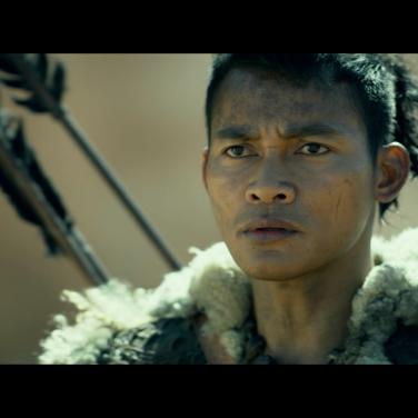 Tony Jaa as Hunter
