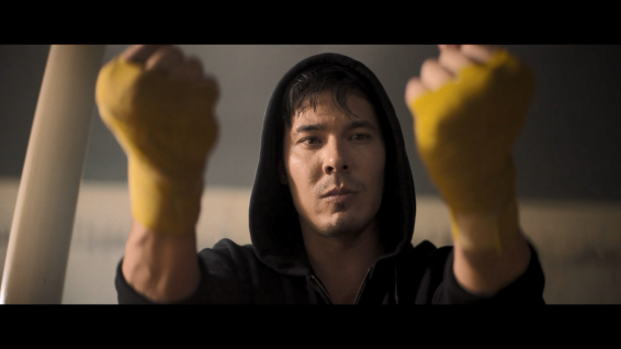 Cole Young (Lewis Tan), an original character for the film.