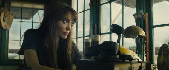 Angelina Jolie as Hannah Faber