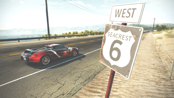 Seacrest County: your remastered automobile playground.