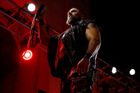 The IWGP United States Heavyweight Champion, Lance Archer (credit: njpw1972.com)
