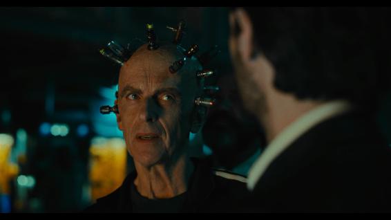 The Thinker (Peter Capaldi)